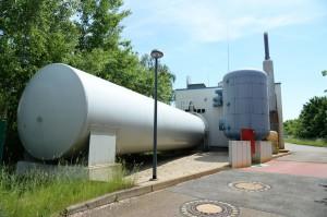 Heizkraftwerk Heimstätte